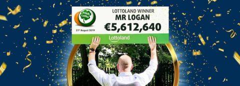 Lottovinner på lottoland